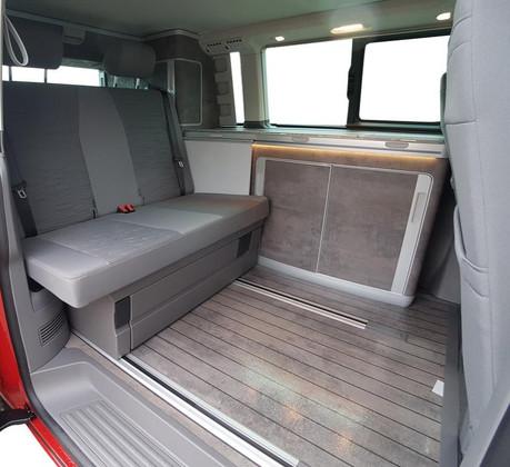 VW California Darker Interior
