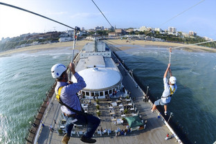 Bournemouth Pier Zip