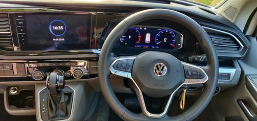 VW T61 dashboard