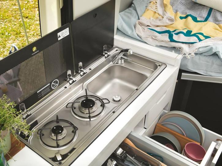 VW Grand California Kitchen worktops