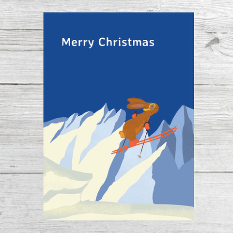 Ski Bunny