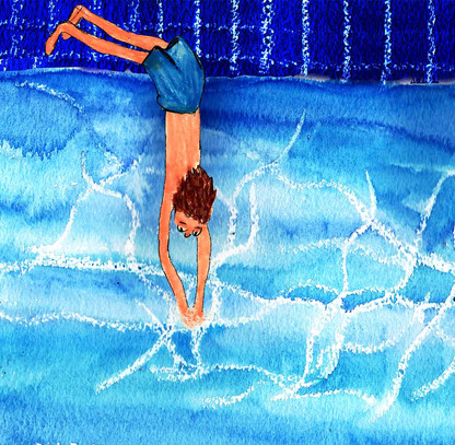 Crystal Palace Diving