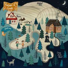 Hansel and Gretel map
