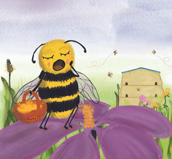 Izzy Bee Hive