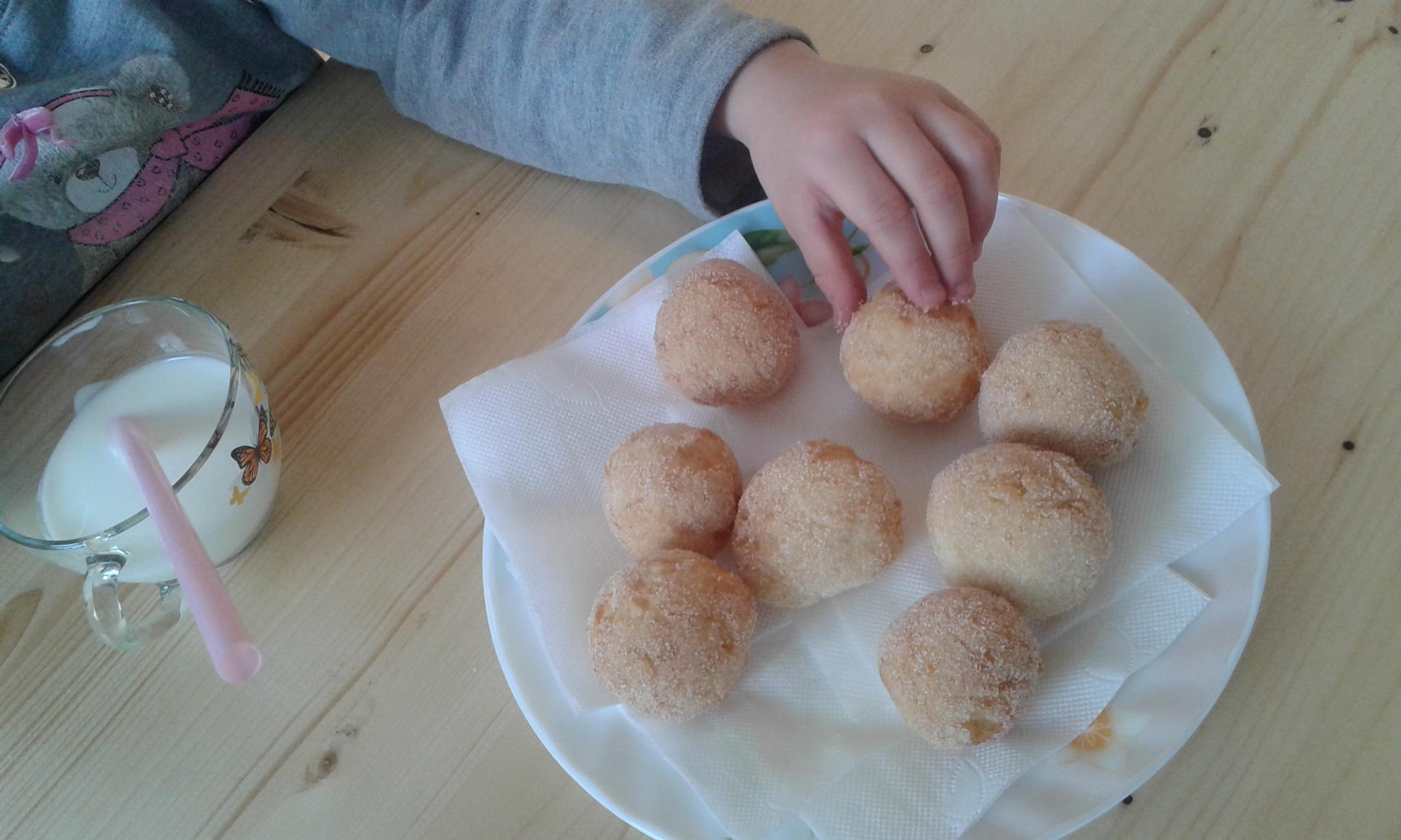 любимое детское блюдо