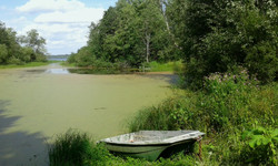 озеро Врево