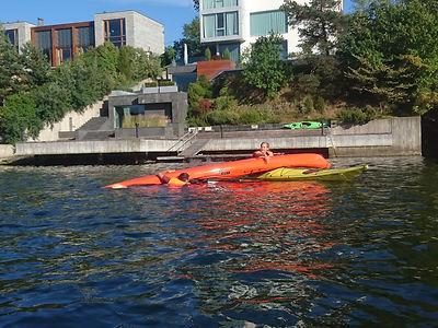 Oslo Kayak Course