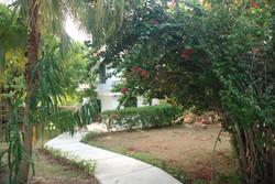 Villa Yard