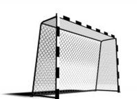 זוג רשתות לשער כדוריד