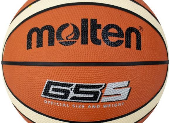 כדורסל גומי מס' 5 molten GS5