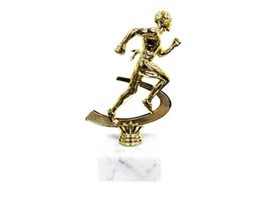 גביע דמות רץ זהב