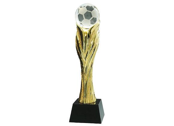 מגן כדורגל רזין קריסטל זהב