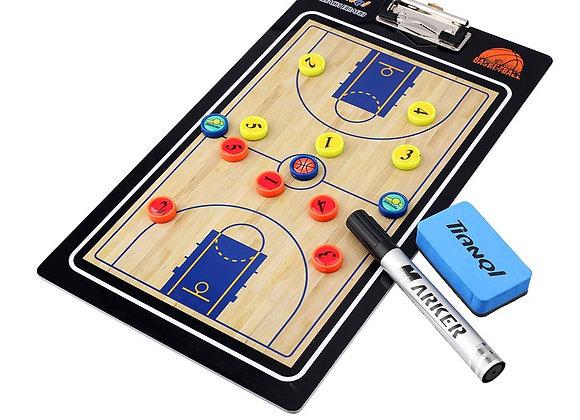 לוח טקטי מקצועי לכדורסל