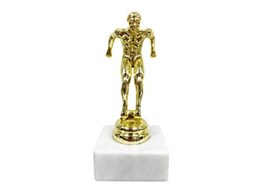 גביע דמות שחיין זהב