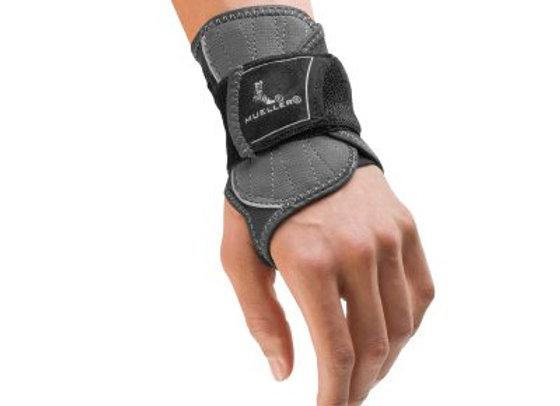 Hg80® Premium Wrist Brace - מגן שורש כף יד דמוי כפפה של Mueller