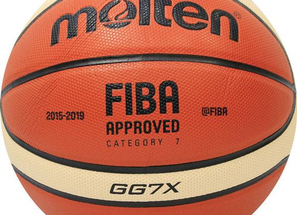 כדורסל עור מס' 7 molten GG7X