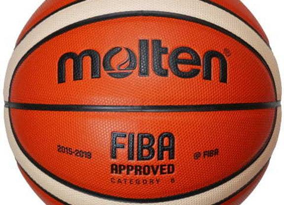 כדורסל עור מס' 6 molten GG6X