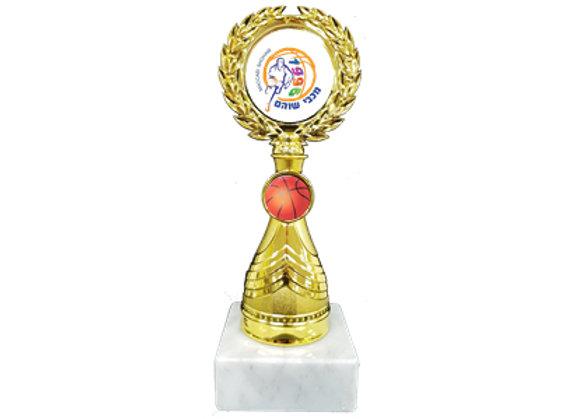 גביע מגן רוזטה כדורסל זהב