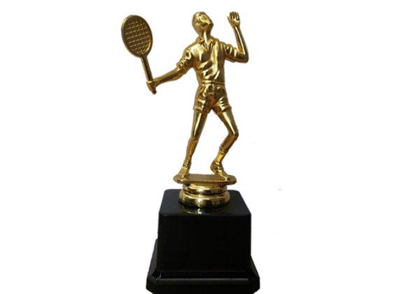 גביע טניס דמות זהב