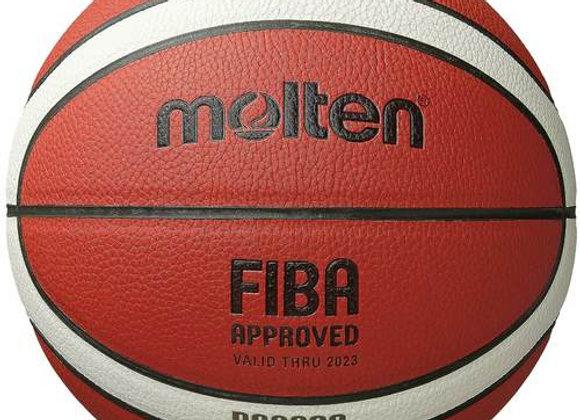 כדורסל עור סינטטי מס' 5 molten BG3800