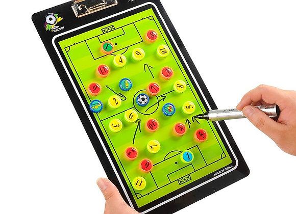 לוח טקטי מקצועי לכדורגל
