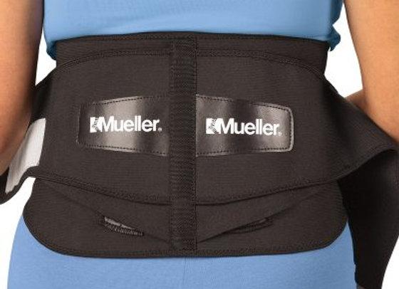 Adjustable Back Brace/Lumbar Pad - תומך גב תחתון עם פד נשלף של Mueller