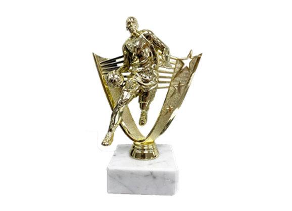 גביע מגן דמות כדורסלן זהב