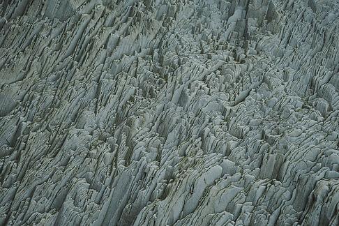 textura de la roca
