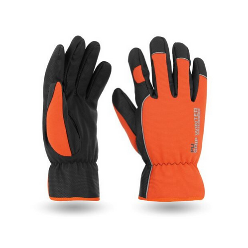 PU Grip Winter Waterproof hanske med membran