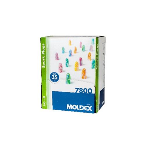 ØREPROPP MOLDEX SPARK PLUGG 7800