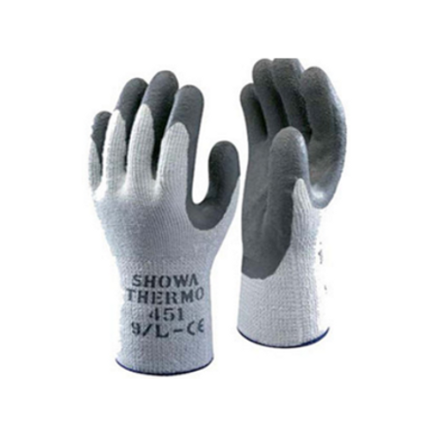 Hanske Showa 451 THERMO-GRIP strikket