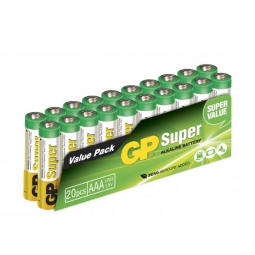 Batteri GP Ultra Alkalisk AAA