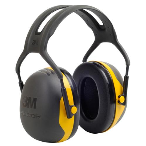 3M Peltor X2A Øreklokker med standard hodebøyle