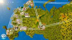 Карта атомной энергетики России