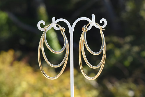 Expanse Hoops - Multiple Colors