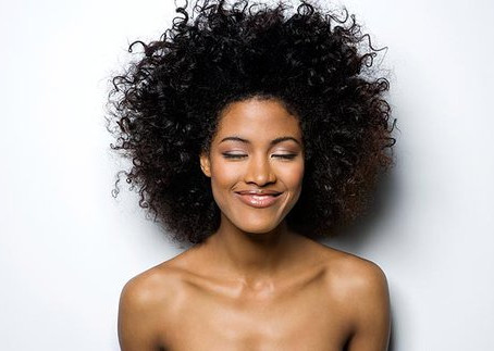 What I Learned About Beauty After Straightening My Hair