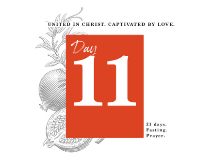 DAY 11 - SUPERIOR LOVE