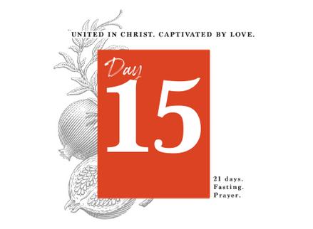 DAY 15 - JESUS, THE SAFE LEADER