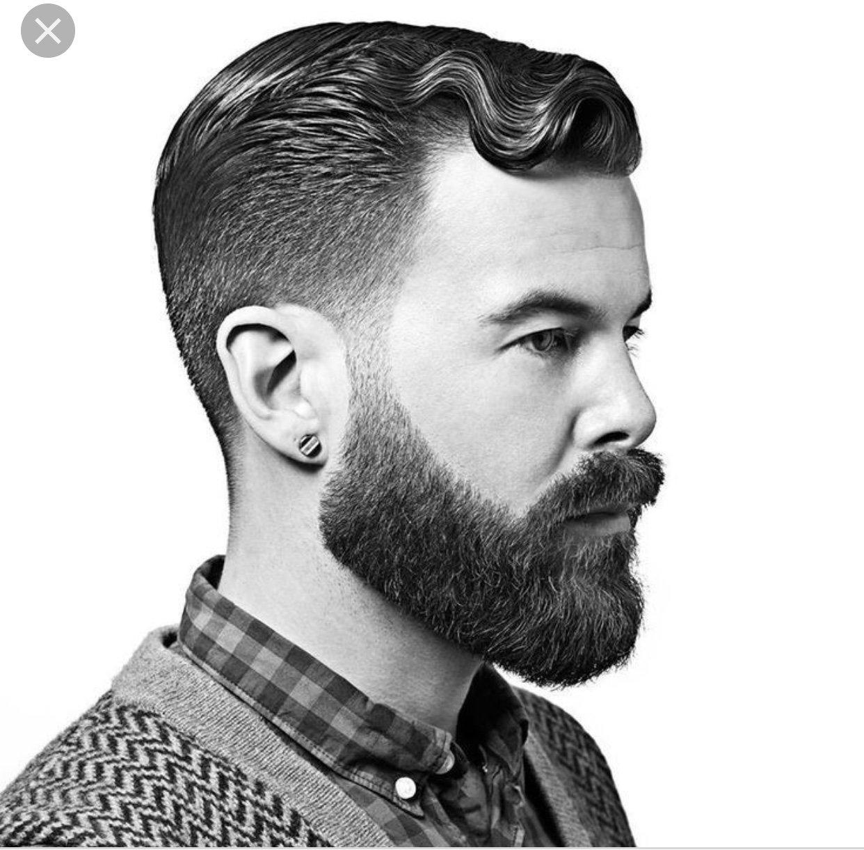 Стрижка + Моделирование бороды