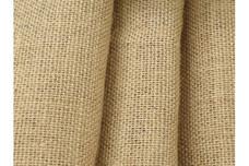 tissu tapis toile de jute naturelle au mètre
