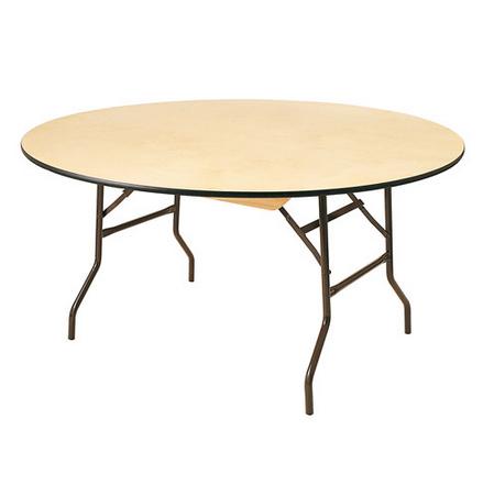 table ronde bois 150cm 8-10 pax