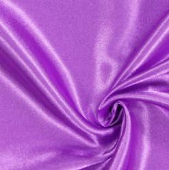 Drapé violet satin n°23 au mètre