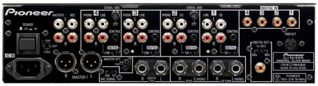 pioneer djm 800 AR