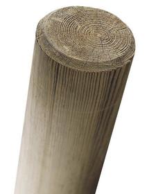 Rondin bois Pin D100 - H300cm