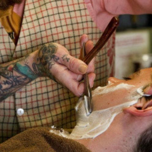 Опасное бритьё
