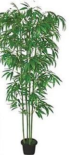 Plante artificielle bambou 150 cm