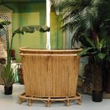 bar en bambou 130cm