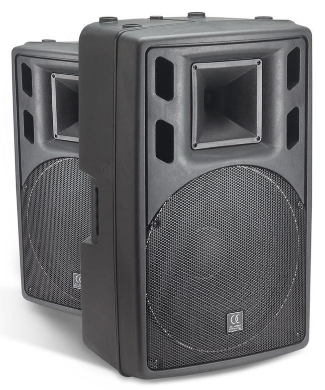 Enceinte Active Audiophony Acute 15 300w