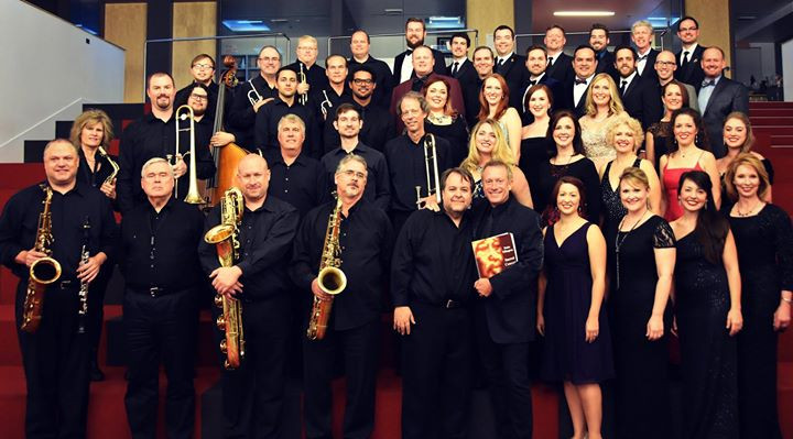 Phoenix Chorale and MCC PAC Jazz Band