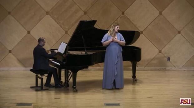 Arizona State University Master's Recital